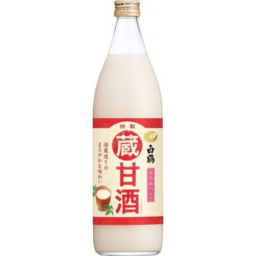 白鶴 蔵甘酒 940g瓶【09/25 新商品】