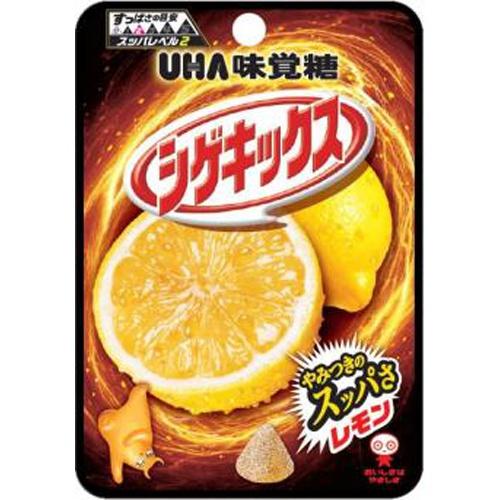味覚糖 シゲキックス レモン20g