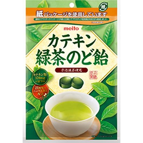 名糖 カテキン緑茶のど飴 100g