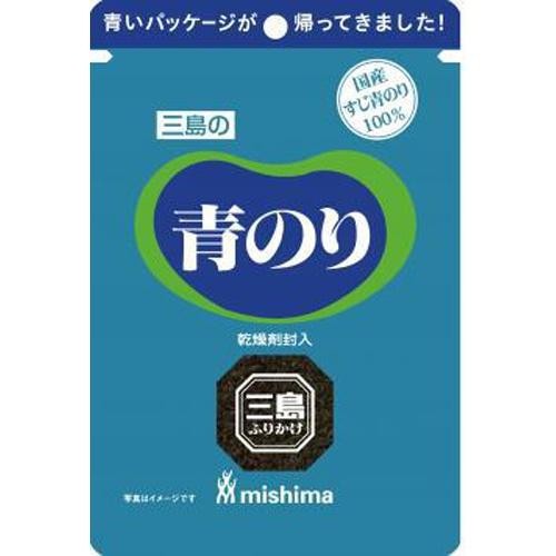 三島 青のり 2.2g【11/01 新商品】
