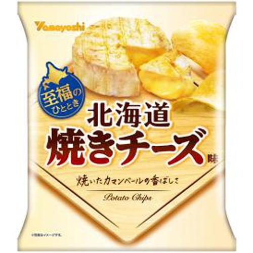 山芳 ポテト北海道焼きチーズ味 50g