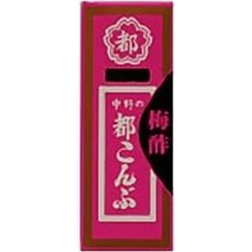 中野 都こんぶ梅酢 15g