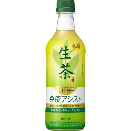 キリン 生茶 ライフプラス免疫アシストP525ml【10/12 新商品】