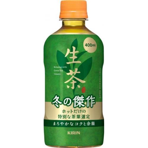 キリン ホット生茶 冬の傑作P400ml