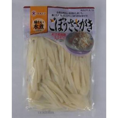 タチバナ ごぼうささがき水煮 100g