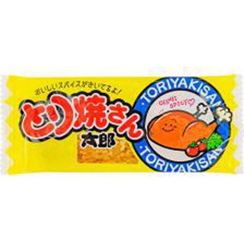 菓道 とり焼さん太郎【10/09 新商品】