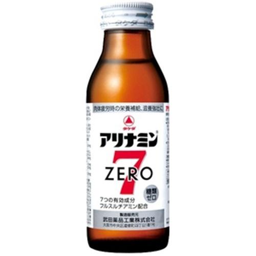 アリナミン ゼロ7トク 瓶100ml