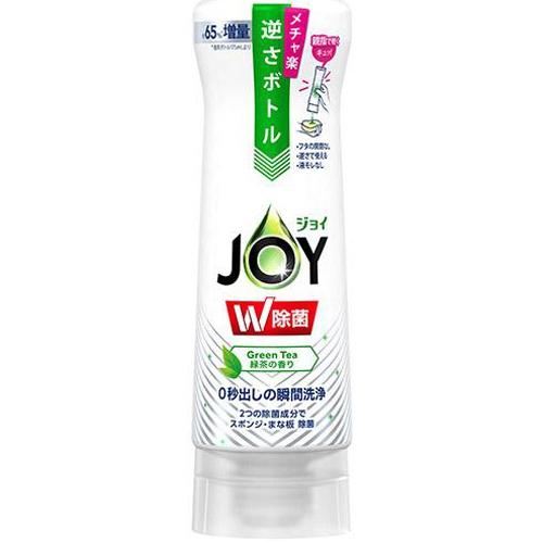 P&G 除菌ジョイコンパクト 緑茶逆さボトル300【10/05 新商品】