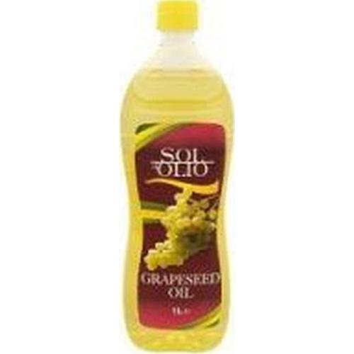 SOLd'OLIO グレープシードオイル 1L