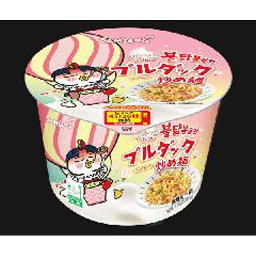 クリームカルボブルダック麺 ビッグカップ