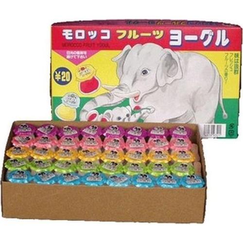 問屋で買える昔懐かしい駄菓子5選